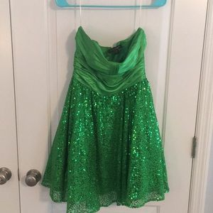 Evening/ Christmas/ prom/ Homecoming dress